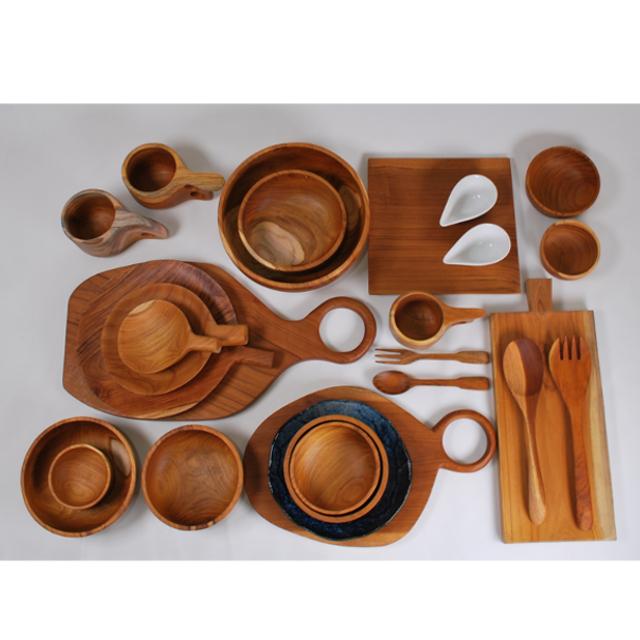 チーク陶器